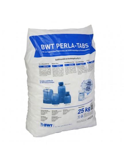 BWT Perla regeneráló sótabletta, 25kg-os kiszerelés 94239