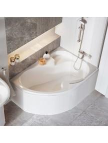 Ravak Rosa I 140 fehér színű fürdőkád előlap - CZH1000A00