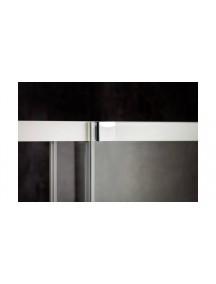 RAVAK  MSD2-120 B krómhatású+Transparent