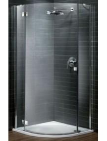 Radaway Almatea 90 PDJ B balos zuhanykabin, átlátszó üveggel 30602-01-01N