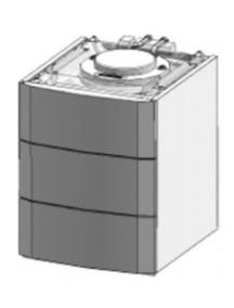 Remeha 160 l-es SL tároló, Calora 25S Álló kondenzációs gázkazánhoz