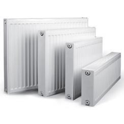 Dunaterm acéllemez kompakt radiátor 11 300x400 mm, 259 W
