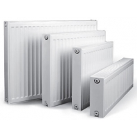 Dunaterm acéllemez kompakt radiátor 33 500x1000 mm, 2362 W