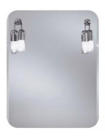 HB DV. Atos tükör hagyományos, izzós világítással