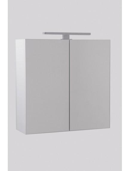HB Nina 55 teletükrös fürdőszoba felső szekrény