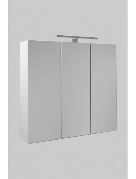 HB Nina 75 teletükrös fürdőszoba felső szekrény