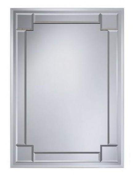 HB DV. Kombi tükör 65x95, ezüst