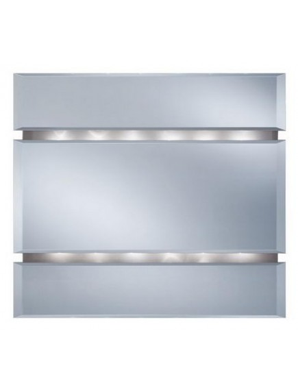 HB DV. Lacrima tükör halogén világítással