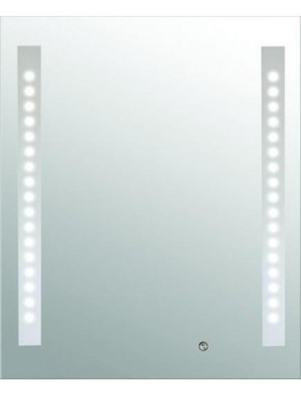 HB DV. Loki tükör fluoreszkáló világítással, érintőpanellel