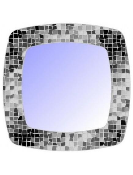 HB DV. Mozaika mintás tükör 71x71