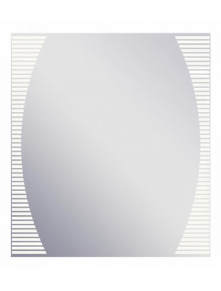 HB DV. N14 mintás tükör 55x63