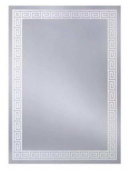 HB DV. N2 mintás tükör 50x70