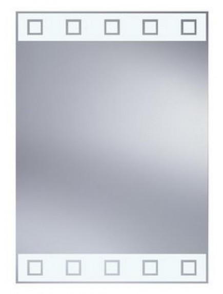 HB DV. N6 W mintás tükör 35x50, fehér