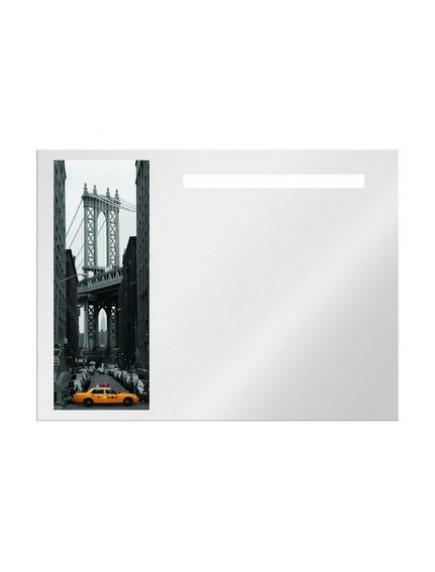 HB DV. Vision New York tükör világítással