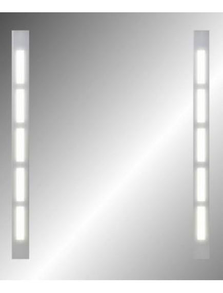 HB DV. Piano tükör fluoreszkáló világítással