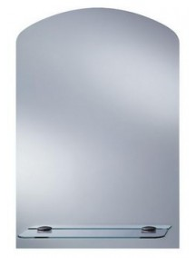 HB DV. Toaletka II tükör üvegpolccal 44x63