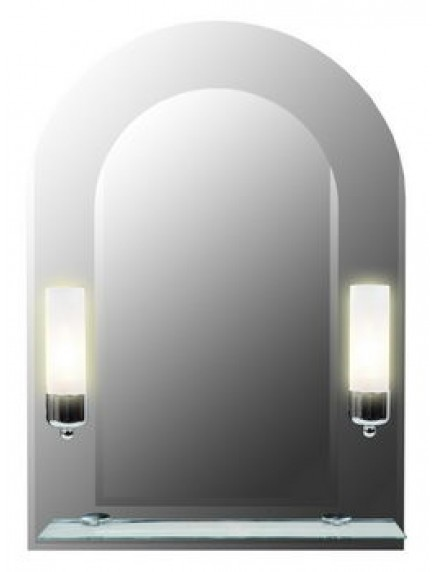 HB DV. Tulipan VI tükör hagyományos, izzós világítással