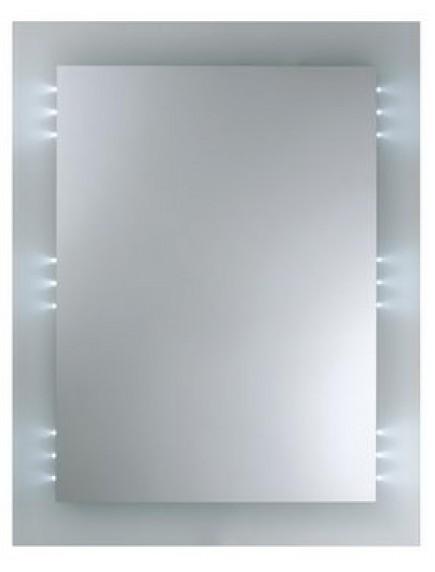 HB DV. Victor II white tükör világítással, fehér