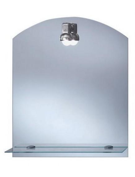 HB DV. Zonkil tükör hagyományos, izzós világítással