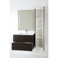 HB ELIT függesztett fürdőszoba szekrény DIÓ 30cm