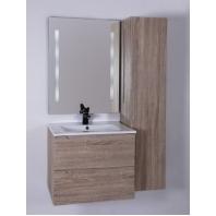 HB ELIT függesztett fürdőszoba szekrény SONOMA 30cm