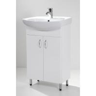 HB Standard SA55 mosdós fürdőszoba szekrény