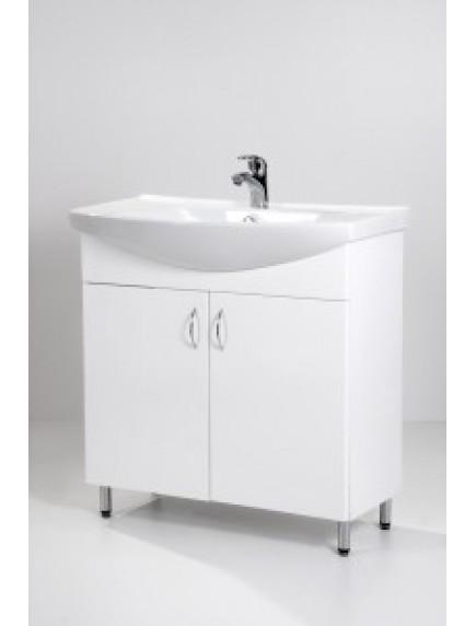 HB Standard SA85 mosdós fürdőszoba szekrény