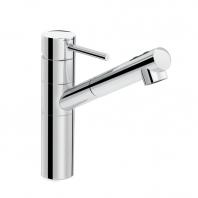 Herz Fresh f20 egykaros mosogató csaptelep kihúzható zuhanyfejjel