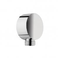 "Herz Pure 12203 csatlakozó fali zuhanykarhoz 1/2"""