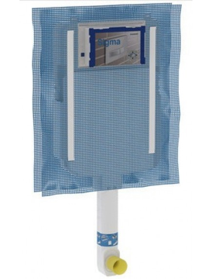 Geberit wc tartály, falsík alatti, SIGMA 8, vékony kivitel