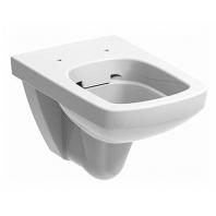KOLO NOVA PRO FALI WC, mélyöblítésű, szögletes, perem nélküli