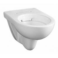 KOLO NOVA PRO fali WC, ovális, mélyöblítésű, perem nélküli