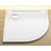 RAVAK Elipso Pro Chrome 90 zuhanytálca (fehér)