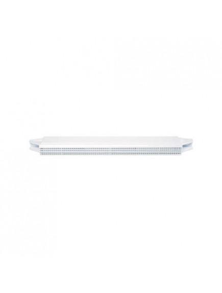 Aereco AEA 833 (fehér) akusztikus esővédő-rovarrács EMM, EMF, EFR-hez
