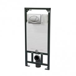 Alcaplast A101 falsík alatti keretes wc tartály 1000mm magas