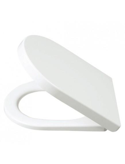 Alcaplast műanyag WC ülőke, fehér színű - Soft close - lecsapódás-gátlóval