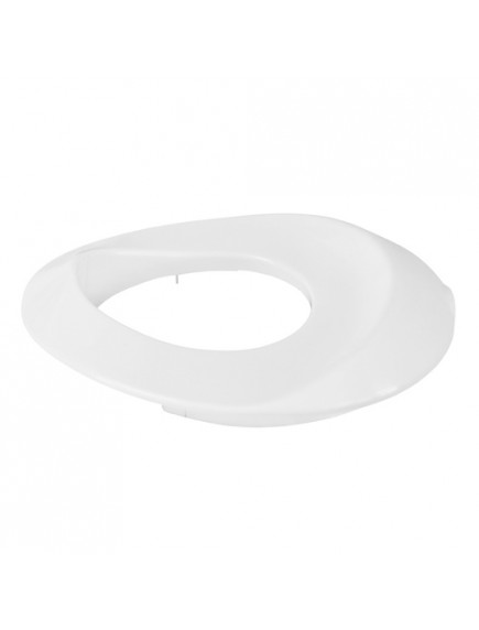 Alcaplast műanyag GYERMEK-wcülőke, fehér színű (wc-deszkára rakható)