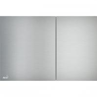 Alcaplast Air nyomólap, falsík alatti rendszerekhez, fém-matt