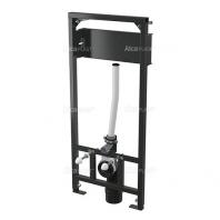 Alcaplast szerelőkeret fali WC és szenzor (szerelési magasság 1,2 m)