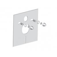 Alcaplast zajcsökkentő készlet fali WC-hez és Bidéhez (FEHÉR)