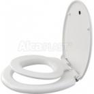 Alcaplast A606 lassú leeresztésű WC ...