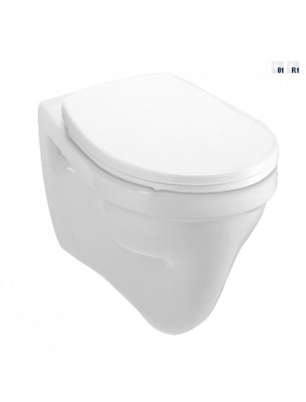 Alföldi Saval 2.0 WC csésze falra szerelhető laposöblítésű 7068 19 R1