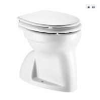 Alföldi Bázis laposöblítésű gyerek WC, alsó kifolyású, fehér 4004 00 01