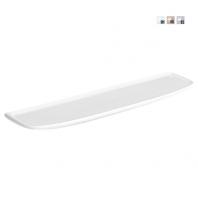 Alföldi Bázis piperepolc, 50x14cm, fehér, 4679 00 01