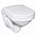 Alföldi Miron mélyöblítésű fali WC, ...