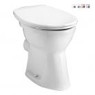 Alföldi WC csésze bázis, fehér, hát ...