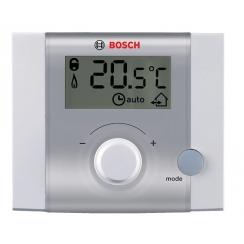 Bosch FR 10 kézi vezérlésű szobatermosztát, LCD kijelző