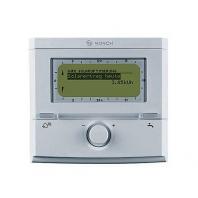 Bosch FR 120 digitális szobatermosztát heti programozással, napi 6 beállítási ponttal