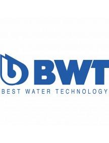 BWT Multiblock Inline Szuper M bekeverőszelepes szerelvényblokk manométerrel