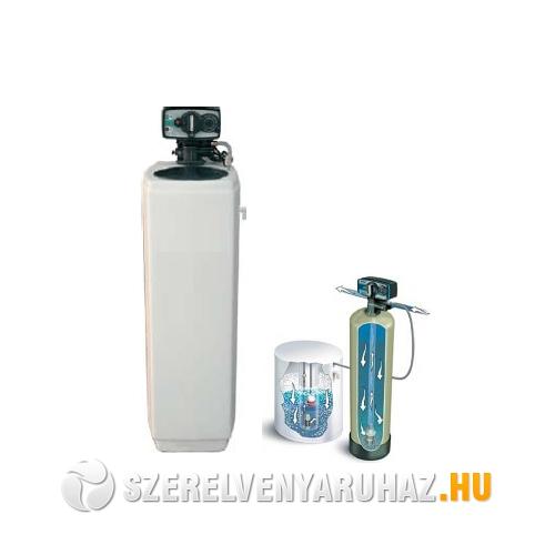 Vízlágyító berendezés működése
